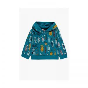 Bóboli - Sweatshirt com Capuz Bebé Menino Hyde Park