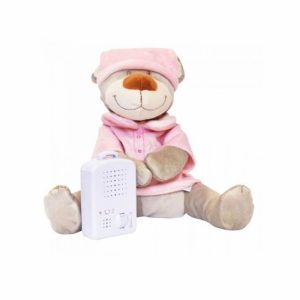 Babiage - Doodoo Urso Rosa