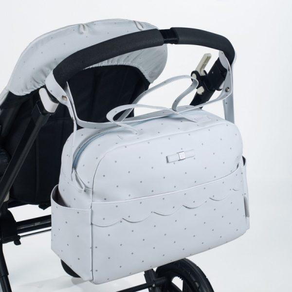 Pasito a Pasito - Mala Maternal Chelsea Azul