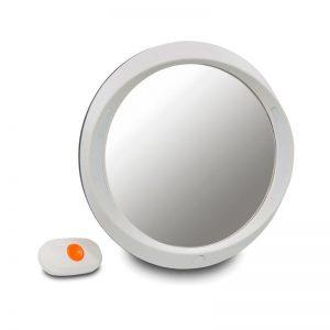 Apramo - Espelho Iris Baby com Iluminação e Comando