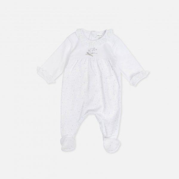 Tutto Piccolo - Babygrow Branco